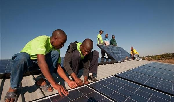 jobs in solar south africa