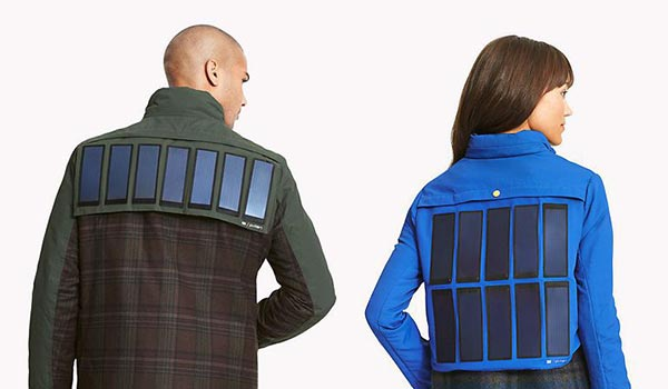 wearable solar